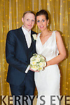 Maire Walsh, Castleisland, daughter of Pa and Sheila Walsh, and Ian McLoughlin, Athlone, son of Philip and Mags McLoughlin, were married at Cordal Church by Canon O'Mahony on Saturday 27th December 2014 with a reception at Ballygarry House Hotel