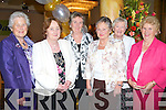 BIG GATHERING: Just some of the large crowd of St John's Parish who gathered to say good bye to Fr Dan on Tuesday l-r: Joan Murphy, Norrie Barry, Ardnalea, Eileen Phelan, Vera O'Connor, Agnes Meehan, Caherslee and Una Buckley, Oakpark.     Copyright Kerry's Eye 2008