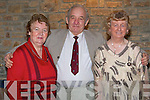 Laura Moran, Jerry Cremins and Bridie Gernay from Castleisland having great fun at the Dan, Paddy & Andy Festival fundraiser dance at Earl of Desmond Hotel on Friday..   Copyright Kerry's Eye 2008