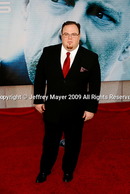 """HOLLYWOOD, CA. - September 24: Devin Ratray arrives at the Los Angeles premiere of """"Surrogates"""" at the El Capitan Theatre on September 24, 2009 in Hollywood, California."""