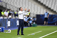 24th July 2020, Stade de France, Paris, France; French football Cup Final, Paris Saint Germain versus  St Ertienne;  CLAUDE PUEL (TRAINER SAINT ETIENNE)