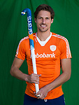 ARNHEM - BJORN KELLERMAN , lid trainingsgroep Nederlands hockeyteam heren. COPYRIGHT KOEN SUYK