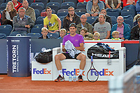 25 July 2017 - Hamburg, Germany - German Open Tennis Championships. Photo Credit: MichaelTimm/face to face/AdMedia