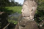 Temples d Angkor, capitale de l'ancien empire khmer. . Cambodge.