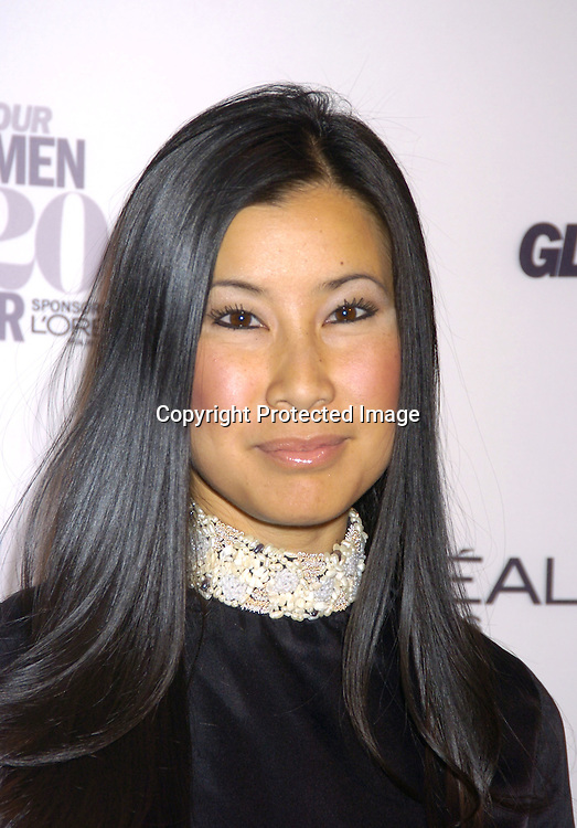Lisa Ling ..at The 15th Annual Glamour Magazine Women of the Year Awards on November 8, 2004 at The American Museum  of Natural History in New York City. ..Photo by Robin Platzer, Twin Images