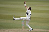James Harris of Middlesex CCC in action during Middlesex CCC vs Lancashire CCC, Specsavers County Championship Division 2 Cricket at Lord's Cricket Ground on 12th April 2019
