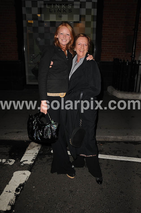 **ALL ROUND PICTURES FROM SOLARPIX.COM**.**WORLDWIDE SYNDICATION RIGHTS**.Guests attend the book launch party for Kathy Lette's new book 'To Love, Honour and Betray' at the Haymarket Hotel, London, UK. 24th September 2008..This pic: Guest..JOB REF: 7450 MSR    DATE: 24_09_2008.**MUST CREDIT SOLARPIX.COM OR DOUBLE FEE WILL BE CHARGED* *UNDER NO CIRCUMSTANCES IS THIS IMAGE TO BE REPRODUCED FOR ANY ONLINE EDITION WITHOUT PRIOR PERMISSION*