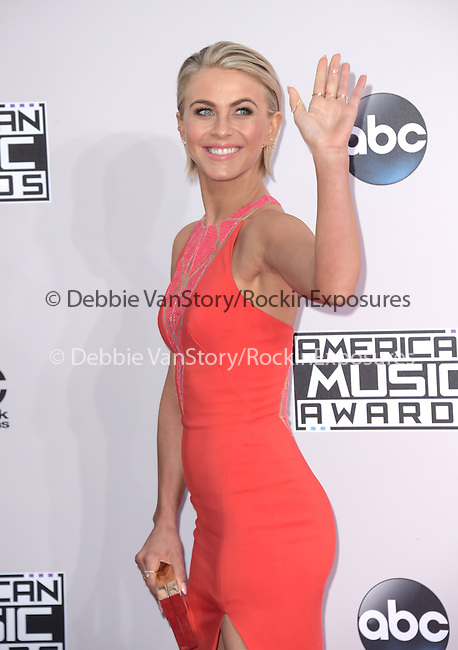Julianne Hough at The 2014 American Music Award held at The Nokia Theatre L.A. Live in Los Angeles, California on November 23,2014                                                                               © 2014Hollywood Press Agency