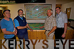 Directors of Kerry Geopark Ltd are L-R are Teddy McCarthy, Dr Michael Smith, Richard Tindale and Noel O'Shea