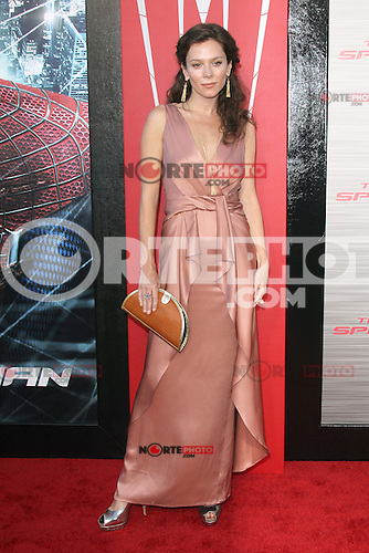 Anna Friel at the premiere of Columbia Pictures' 'The Amazing Spider-Man' at the Regency Village Theatre on June 28, 2012 in Westwood, California. &copy; mpi22/MediaPunch Inc. *NORTEPHOTO.COM*<br />