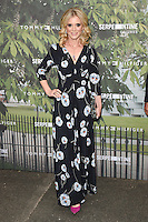 Emelia Fox<br /> arrives for the Serpentine Gallery Summer Party 2016, Hyde Park, London.<br /> <br /> <br /> ©Ash Knotek  D3138  06/07/2016