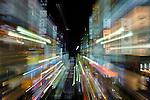 Japan, Tokyo, Shinjuku, Kabukicho, Japan; Tokyo; Shinjuku; Kabukicho; Neon Signs (Zoom Effect)