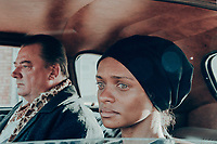 Sew the Winter to My Skin (2018) <br /> Peter Kurth and Kandyse McClure<br /> *Filmstill - Editorial Use Only*<br /> CAP/MFS<br /> Image supplied by Capital Pictures