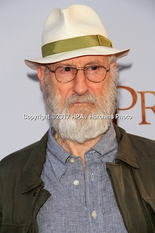 "LOS ANGELES - APR 12:  James Cromwell at the ""The Promise"" Premiere at the TCL Chinese Theater IMAX on April 12, 2017 in Los Angeles, CA"