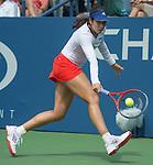 Christina McHale (USA) Defeats Elina Svitolina (UKR) 6-4, 3-6, 7-5