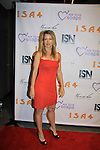 """Guiding Light Cynthia Watros """"Annie Dutton"""" and Another World """"Vicky Hudson"""" is nominated at best actress - drama for """"Cynthia Watros Gets Lost"""" and is a presenter as We Love Soaps and The Indie Series Network present the 4th Annual Indie Soap Awards - ISAs on February 19, 2013 from New World Stages, New York City, New York (Photo by Sue Coflin/Max Photos)"""