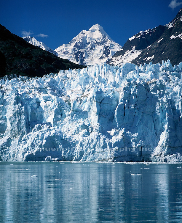 """""""Margerie Glacier, Mt. Salisbury Glacier Bay NP  ALASKA"""""""