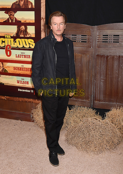 UNIVERSAL CITY, CA - NOVEMBER 30: Actor David Spade arrives at the premiere of Netflix's 'The Ridiculous 6' at AMC Universal City Walk on November 30, 2015 in Universal City, California.<br /> CAP/ROT/TM<br /> &copy;TM/ROT/Capital Pictures