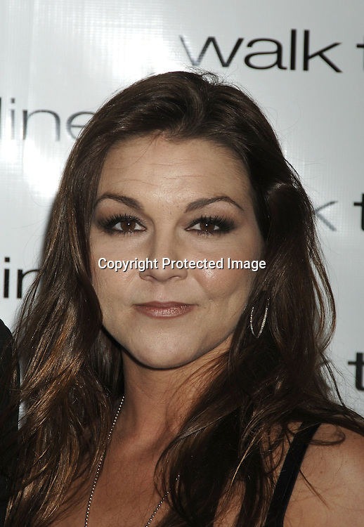 "Gretchen Wilson ..at The New York Premiere of ""Walk The Line"" on November 13, 2005 at The Beacon Theatre. ..Photo by Robin Platzer, Twin Images"