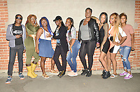 LOS ANGELES,CA - OCTOBER 16: Queen of The Ring Rap Battle at Ben Kitay Studios in Los Angeles, California on October 16, 2016. Credit: Koi Sojer/Snap'N U Photos/MediaPunch