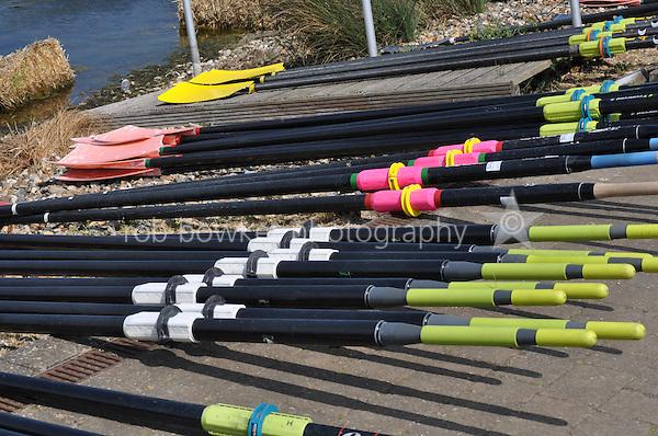 Wallingford Rowing Club Regatta 2011. Dorney..Blades on the beach