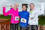 participants who took part in the Kerry's Eye Valentines Weekend 10 mile road race on Sunday were Rosie O'Sullivan,  Roisin Curran, Michelle Griffin