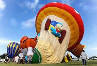 Hot Air Balloons at The Plano Balloon Festival.