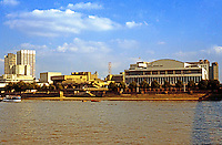 London: Arts Complex--National Theatre, Hayward Gallery, 1964. Royal Festival Hall.