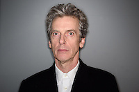 "Peter Capaldi<br /> signs copies of ""Dr.Who: The Complete Ninth Series"" at HMV 363 Oxford Street, London<br /> <br /> <br /> ©Ash Knotek  D3094 07/03/2016"