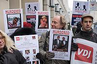 2014/01/24 Berlin | Kundgebung Anwälte zum Internationalen Tags des verfolgten Anwalts