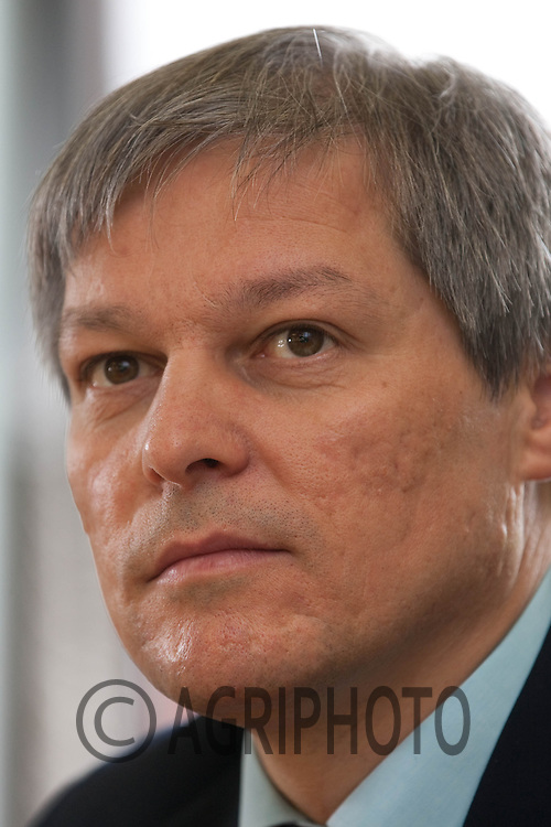 Royal Welsh Show 2012,Builth Wells,Wales..European Commissioner for Agriculture & Rural Development Dacian Ciolos