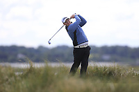 Anthony McDaid (Palmerstown Stud) during the 2nd round of the East of Ireland championship, Co Louth Golf Club, Baltray, Co Louth, Ireland. 03/06/2017<br /> Picture: Golffile | Fran Caffrey<br /> <br /> <br /> All photo usage must carry mandatory copyright credit (&copy; Golffile | Fran Caffrey)