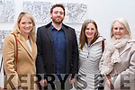 Attending the opening night of the play Someone Will Watch Over Me&rdquo;on Thursday night last in Siamsa Tire. <br /> L-r, Paula Doyle, Michael O&rsquo;Dubhghaill, Leonora Hughes (Lixnaw) and Leonora O&rsquo;Donnell (Lixnaw).