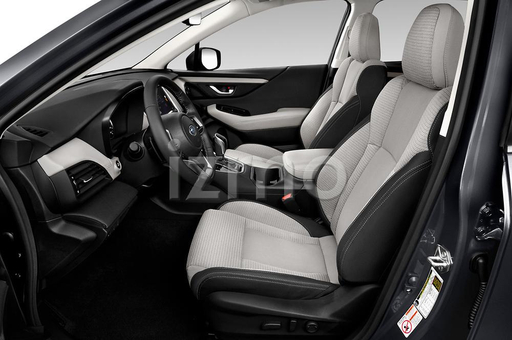 Front seat view of 2020 Subaru Outback Premium 5 Door Wagon Front Seat  car photos