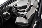Front seat view of 2020 Subaru Outback Premium 5 Door Wagon Front Seat  car photos