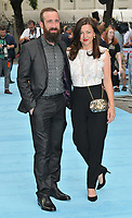 Mark Morris and Jo Hartley at the &quot;Swimming With Men&quot; UK film premiere, Curzon Mayfair, Curzon Street, London, England, UK, on Wednesday 04 July 2018.<br /> CAP/CAN<br /> &copy;CAN/Capital Pictures