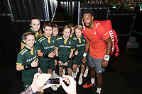 Rotterdam, The Netherlands, 14 Februari 2019, ABNAMRO World Tennis Tournament, Ahoy, Gael Monfils (FRA),<br /> Photo: www.tennisimages.com/Henk Koster