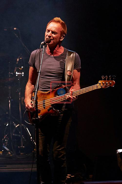 Festival de Musica de Barcelona.<br /> Festival Jardins de Pedralbes 2017.<br /> Sting - 57th &amp; 9th tour - Back to the roots.