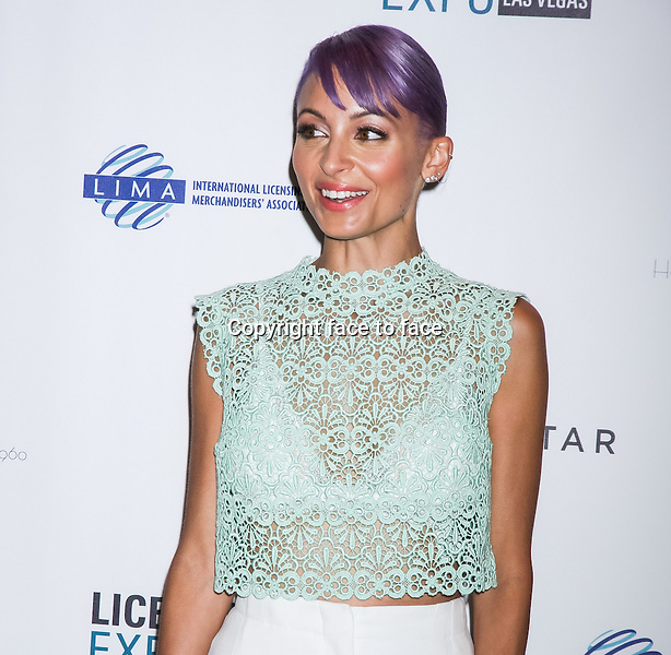 LAS VEGAS, NV - June 17 : Nicole Richie at Licensing Expo 2014 at Mandalay Bay in Las Vegas, NV on June 17, 2014. RTNKabik/MediaPunch<br /> Credit: MediaPunch/face to face<br /> - Germany, Austria, Switzerland, Eastern Europe, Australia, UK, USA, Taiwan, Singapore, China, Malaysia, Thailand, Sweden, Estonia, Latvia and Lithuania rights only -