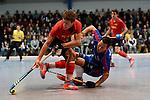 Herren Hallenhockey - Mannheimer HC v TSV Mannheim