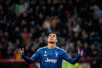 Cristiano Ronaldo Juventus <br /> Moscow 06-11-2019 Stadion Lokomotiv <br /> Football Champions League 2019/2020 Group D  <br /> Lokomotiv Moscow - Juventus <br /> Photo Federico Tardito / Insidefoto