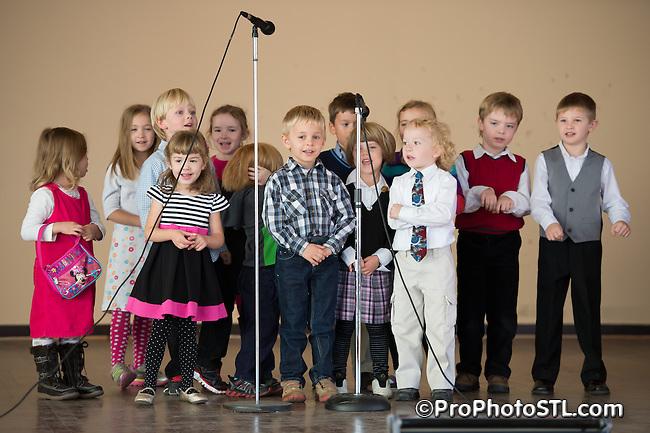 Lajkonik dance group performing at St. Agatha Polish Church in St. Louis, MO on Nov 10, 2013.