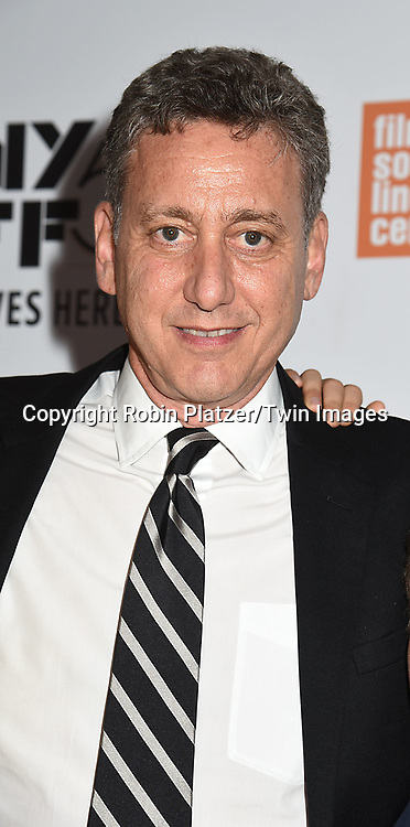 producer John Sloss attends the  Opening Night Gala Presentation and World Premiere of &quot; Last Flag Flying&quot; at the 55th New York Film Festival on September 28, 2017 at Alice Tully Hall in Lincoln Center in New York City. <br /> <br /> photo by Robin Platzer/Twin Images<br />  <br /> phone number 212-935-0770