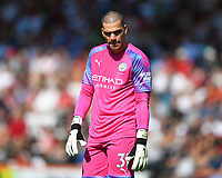 Ederson of Manchester City  during AFC Bournemouth vs Manchester City, Premier League Football at the Vitality Stadium on 25th August 2019