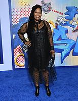 "12 February 2020 - Los Angeles, California - Natasha Rothwell. ""Sonic the Hedgehog"" Los Angeles Premiere held at the Regency Village Theater. Photo Credit: Birdie Thompson/AdMedia"
