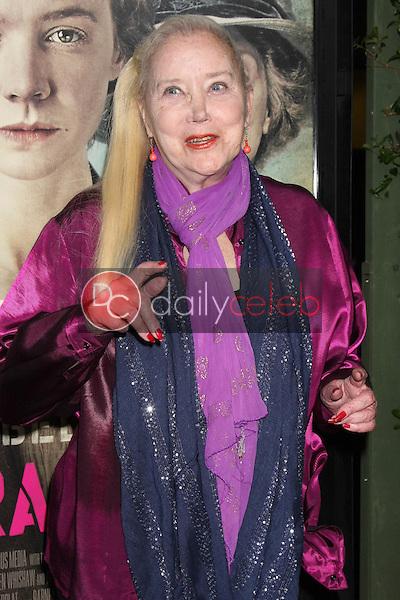"Sally Kirkland<br /> at the ""Suffragette"" Premiere, Samuel Goldwyn Theater, Beverly Hills, CA 10-20-15<br /> David Edwards/DailyCeleb.Com 818-249-4998"