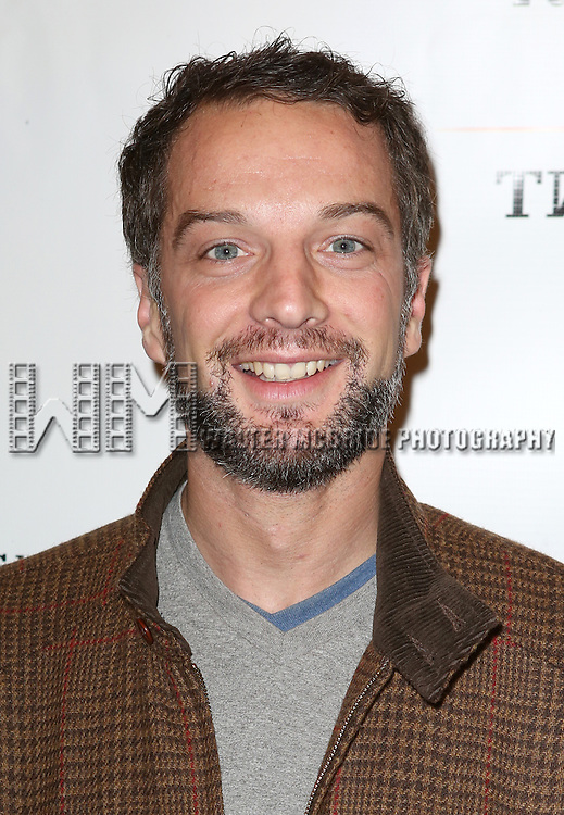 Euan Morton attends the Broadway Opening Night Performance of 'Twelfth Night' at the Belasco Theatre on November 10, 2013 in New York City.