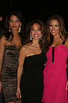 All My Children's Denise Vasi, Susan Lucci and Chrishell Stauseattend the after party of ABC and SOAPnet's Salutes to Broadway Cares/Equity Fights Aids on March 9, 2009 at the New York Marriott Marquis, New York, NY.  (Photo by Sue Coflin/Max Photos)