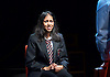 Future Conditional <br /> by Tamsin Oglesby<br /> directed by Matthew Warchus<br /> at The Old Vic Theatre, London, Great Britain, London, Great Britain<br /> 4th September 2015 <br /> <br /> Nikki Patel as Alia<br /> <br /> Photograph by Elliott Franks <br /> Image licensed to Elliott Franks Photography Services