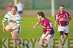 Ballyduff v Scartaglin in the 4th Div League on Saturday at Ballduff...